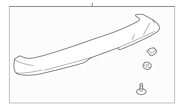 SPOILER for 2013 Chevrolet Equinox|22780033
