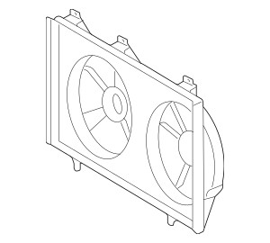 Genuine OEM Toyota Cooling System Parts