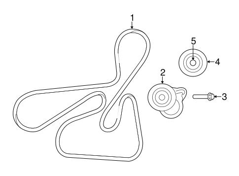 Service manual [Serpentine Belt Change On A 2011 Chrysler