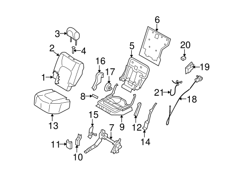 Nissan Murano 3 5 V6 Engine Diagram Nissan 3.5L V6 Engine