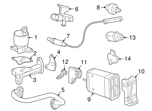 Chevy Avalanche Fuel Tank Diagram GMC Jimmy Fuel Tank