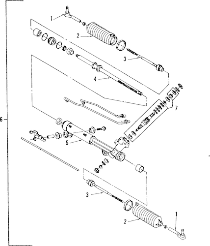 Service manual [1993 Oldsmobile 98 Power Steering Hose