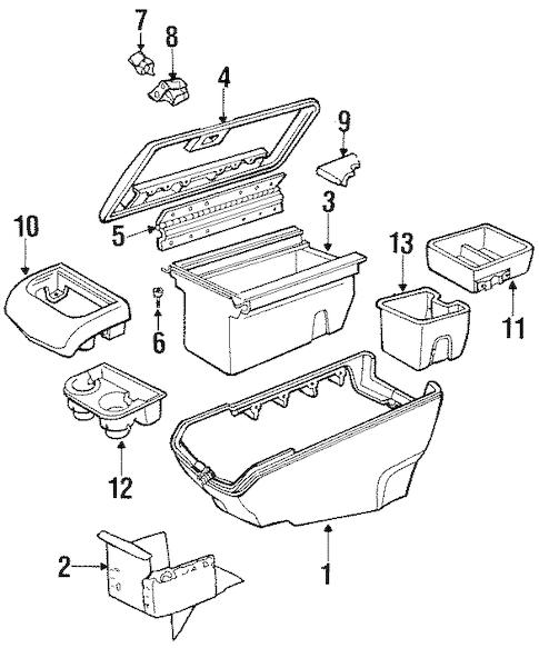 1991 chevy silverado fuse box diagram