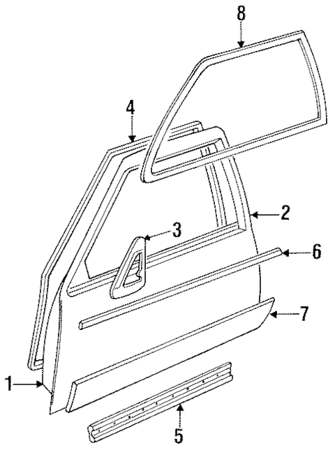 Service manual [How To Remove 1993 Cadillac Deville