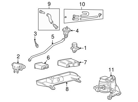 Pontiac G6 O2 Sensor Location Pontiac G6 Knock Sensor