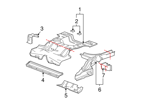 [Book Repair Manual 2006 Pontiac G6 Spare Parts Catalogs