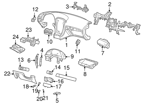 A Diagram For 1997 Subaru Legacy Vacuum. Subaru. Wiring