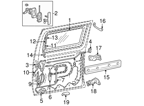03 Ford F 150 4 6 Engine Diagram Ford F-150 Cooling System