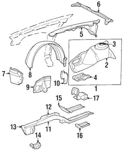 94 cadillac seville wiring diagram