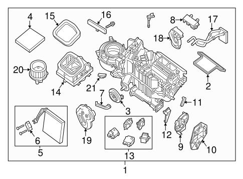 96 Nissan Blower Motor Resistor Nissan Spoiler Wiring