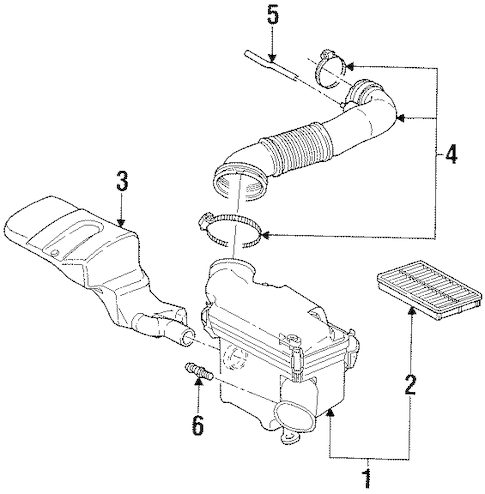 2006 Ford Horn Relay Wiring Diagram Ford Horn Relay Switch