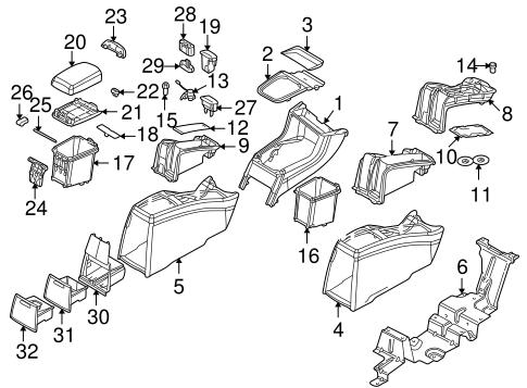 Volvo 460 Fuse Box