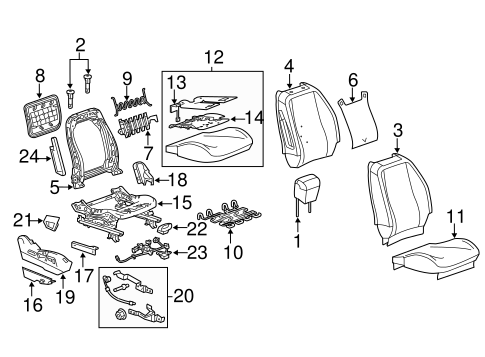 Gmc Terrain Radiator, Gmc, Free Engine Image For User