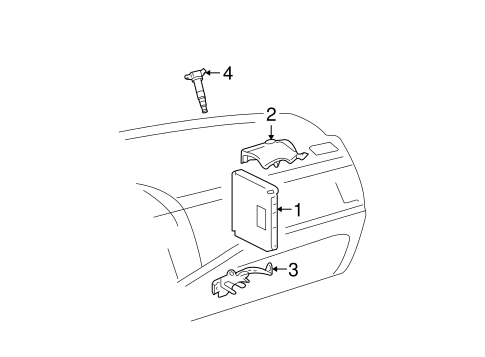 94 Toyota Pickup 22re Vacuum Diagram, 94, Free Engine