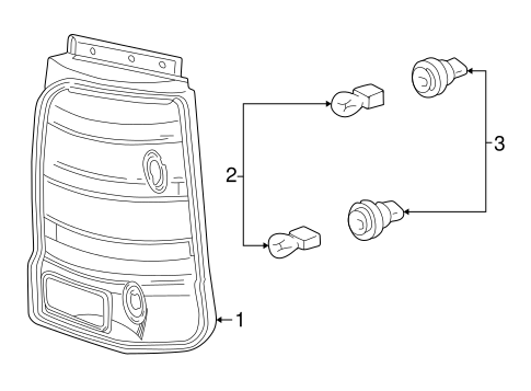 Tail Light Wiring Diagram Ford