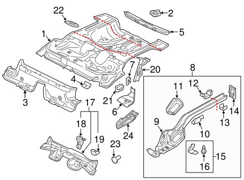 Electronic Wiring Diagram 1989 Ford Probe 1989 Lincoln
