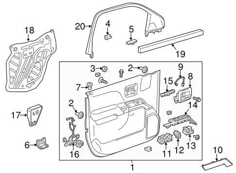6 Door Chevy Lift Kawasaki 6 Lift Wiring Diagram ~ Odicis