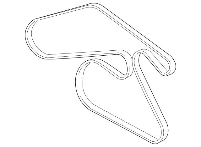 Wiring Diagram: 32 2005 Buick Lacrosse Belt Diagram