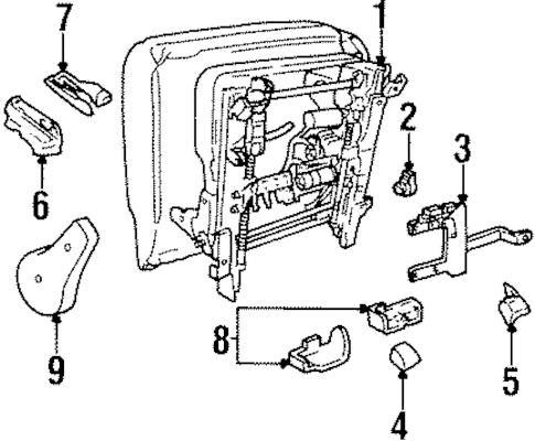 Gmc Savana Fuel Pump Wiring Diagram Hydraulic Clutch