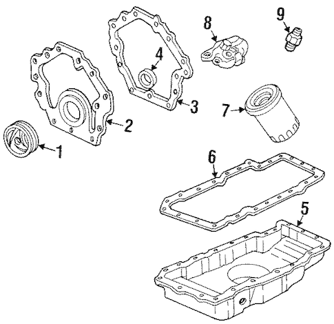 1989 57 Chevy Engine Diagram, 1989, Free Engine Image For