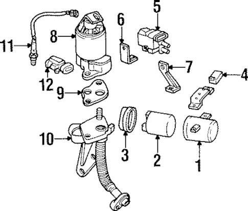 Pontiac G6 Egr Valve Honda Odyssey EGR Valve Wiring