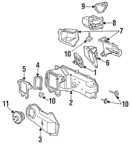 Service manual [Heater Coil 1984 Pontiac Firebird How To