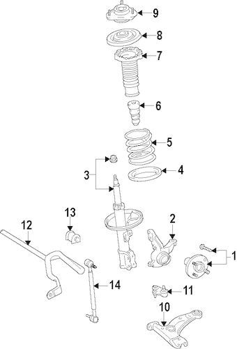 Oem Parts: Toyota Oem Parts Canada