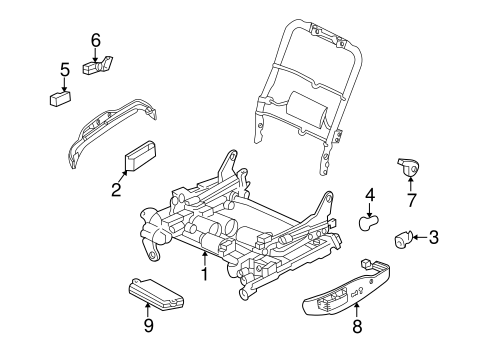 Jeep Liberty Power Seat Wiring Diagram Jeep Seat