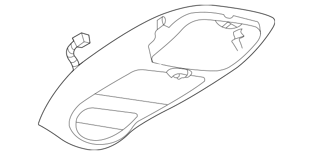 Factory Ford Sunroof Parts