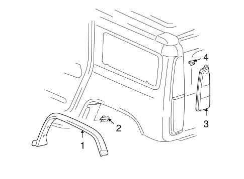 2000 Hummer H1 Wiring Diagram