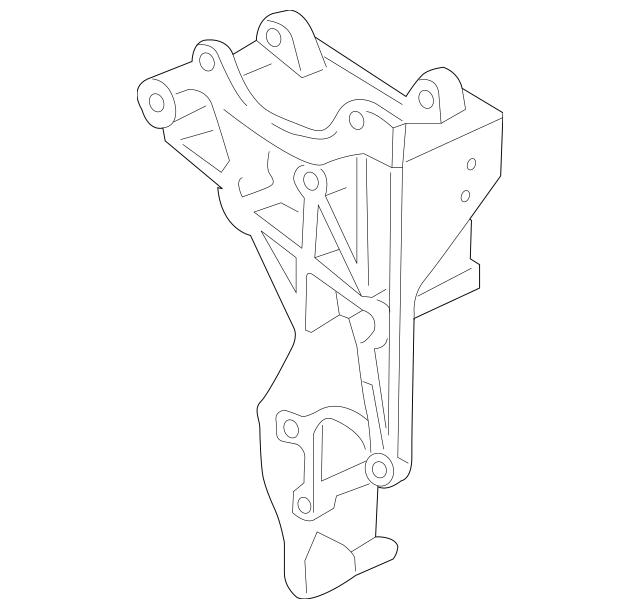 OEM MOUNT BRACKET (12554030) for your GM Vehicle