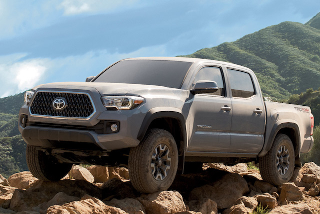 toyota tacoma problems and common