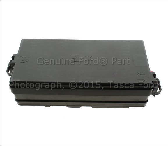 2007 Ford Mustang Fuse Box Layout