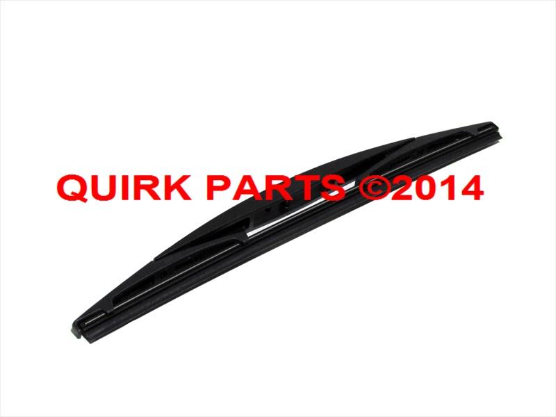 Service manual [Remove Wiper Arm 2005 Nissan Murano