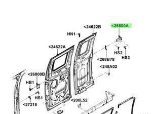 Buy this Genuine 1992-2014 Ford 6c2z-1526801-b 2010 2011
