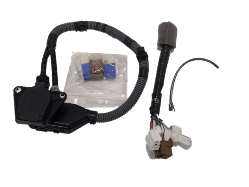 small resolution of details about genuine nissan frontier 7 pin trailer tow harness 999t8 br020