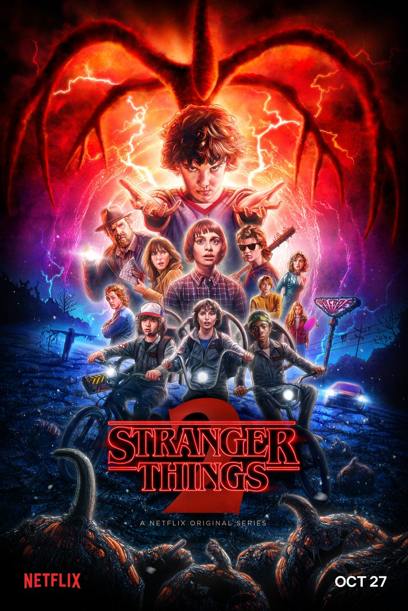 Worldview Discussion on Stranger Things Season 2 1