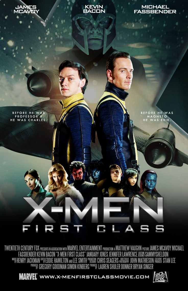 """Worldview Discussion on """"X Men: First Class"""" 1"""