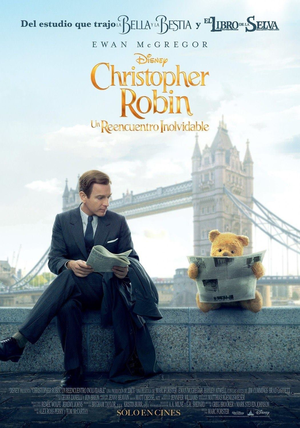 """Worldview Discussion of """"Christopher Robin"""" 1"""