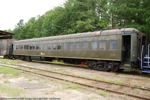 CG 651/New Georgia 1111