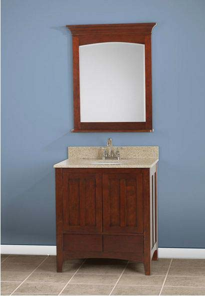 williamsburg bathroom vanities - rta cabinet store