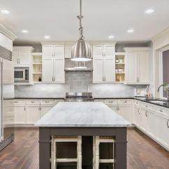 Shaker Kitchen Cabinets Cabinet Refacing Tampa Arlington Linen Rta Store