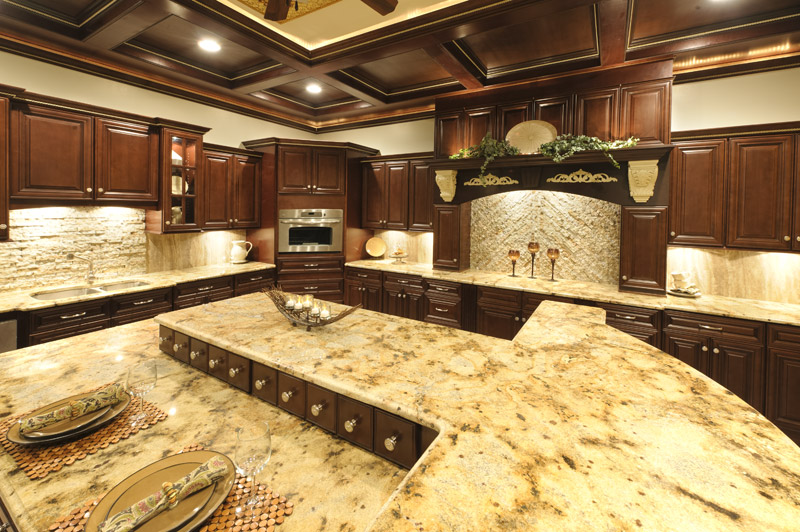 chocolate kitchen cabinets drop ceiling lighting bainbridge rta cabinet store