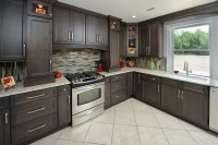 West Point Grey Kitchen Cabinets - RTA Kitchen Cabinets