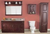 Heritage Cherry Vanities - RTA Cabinet Store