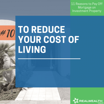10- To Reduce Your Cost of Living