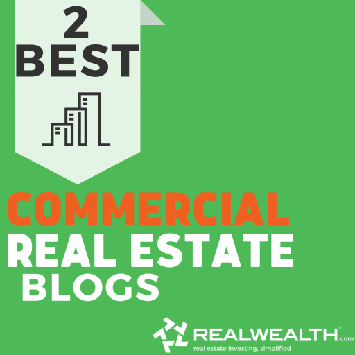 Image Highlighting 2 Best Commercial Real Estate Blogs
