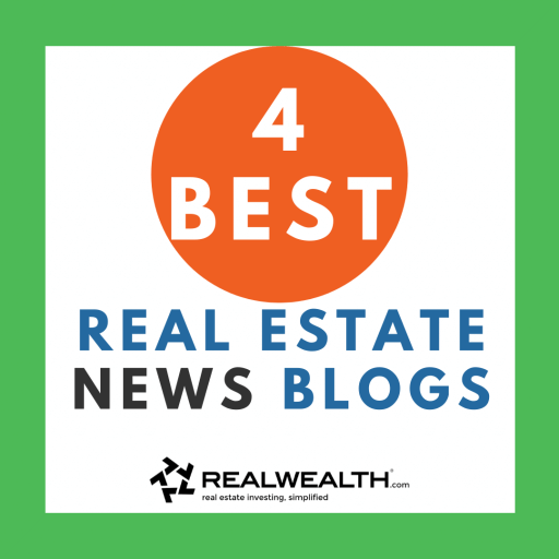 Image Highlighting 4 Best Real Estate News Blogs
