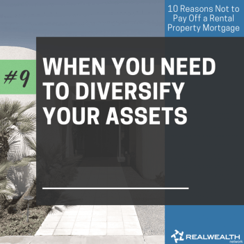 9- When You Need to Diversify Your Assets