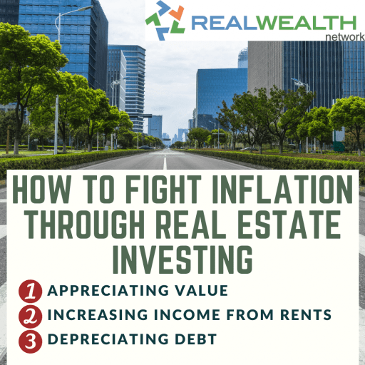 Image Highlighting How to Fight Inflation Through Real Estate Investing